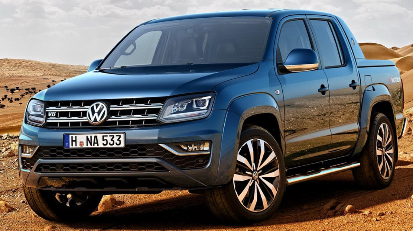 conoc la nueva volkswagen amarok 2017 multinversiones. Black Bedroom Furniture Sets. Home Design Ideas